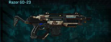 Desert scrub v2 carbine razor gd-23