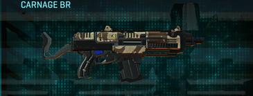 Indar scrub assault rifle carnage br