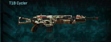 Desert scrub v1 assault rifle t1b cycler