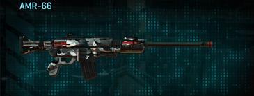 Indar dry brush battle rifle amr-66