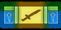 Knife Ribbon
