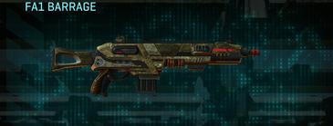 Indar highlands v2 shotgun fa1 barrage