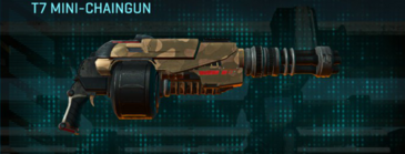 Indar plateau heavy gun t7 mini-chaingun