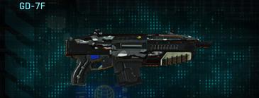 Indar dry brush carbine gd-7f