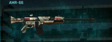 California scrub battle rifle amr-66
