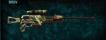 Palm sniper rifle 99sv