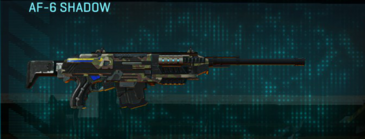 Woodland scout rifle af-6 shadow