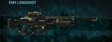 Temperate forest sniper rifle em4 longshot