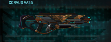 Indar rock assault rifle corvus va55