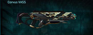 Desert scrub v1 assault rifle corvus va55