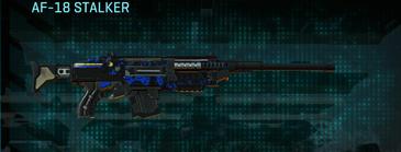 Nc loyal soldier scout rifle af-18 stalker