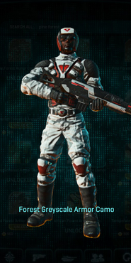 Tr forest greyscale combat medic