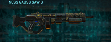 Indar highlands v1 lmg nc6s gauss saw s