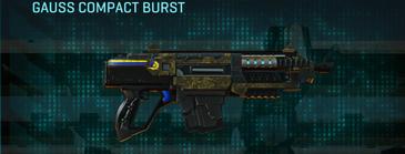 Indar highlands v2 carbine gauss compact burst