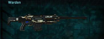 Desert scrub v1 battle rifle warden