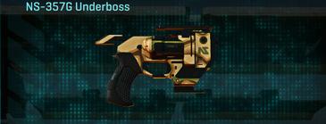 Giraffe pistol ns-357g underboss