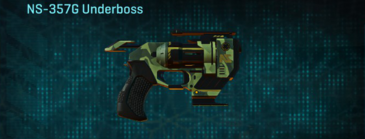 Amerish forest pistol ns-357g underboss