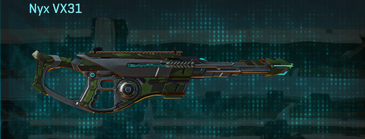 Amerish leaf scout rifle nyx vx31
