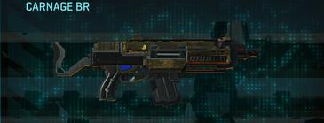 Indar highlands v2 assault rifle carnage br