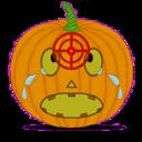 Don't Shoot the Pumpkin Decal