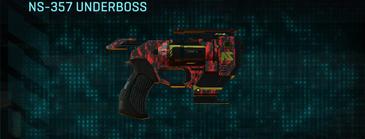 Tr digital pistol ns-357 underboss