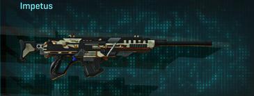 California scrub sniper rifle impetus