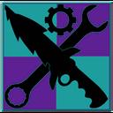 Combat Engineer Decal VS
