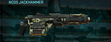 Palm heavy gun nc05 jackhammer