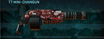 Tr urban forest heavy gun t7 mini-chaingun