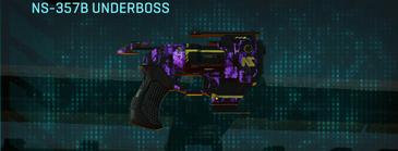Vs digital pistol ns-357b underboss