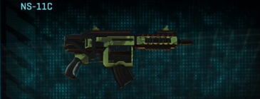 Amerish forest v2 carbine ns-11c