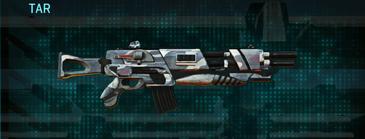 Esamir ice assault rifle tar