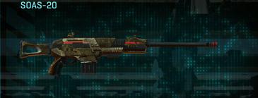 Indar highlands v2 scout rifle soas-20