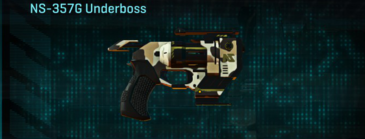 Desert scrub v1 pistol ns-357g underboss