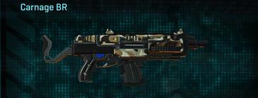 Desert scrub v1 assault rifle carnage br