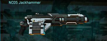 Esamir snow heavy gun nc05 jackhammer
