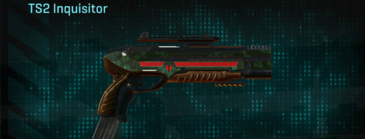 Clover pistol ts2 inquisitor