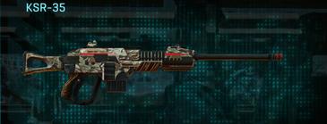 Arid forest sniper rifle ksr-35