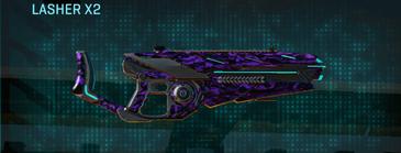 Vs digital heavy gun lasher x2