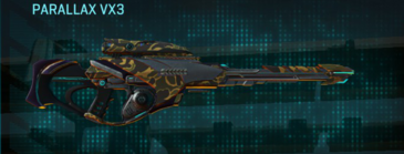 Indar highlands v1 sniper rifle parallax vx3