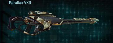 Desert scrub v1 sniper rifle parallax vx3