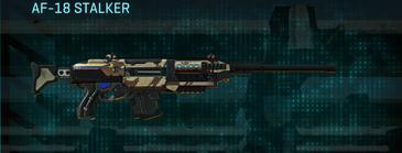 Indar scrub scout rifle af-18 stalker