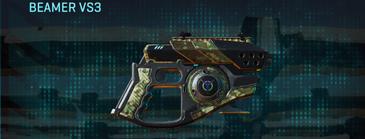 Pine forest pistol beamer vs3
