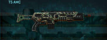 Scrub forest carbine t5 amc