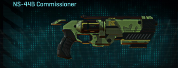 Amerish forest v2 pistol ns-44b commissioner
