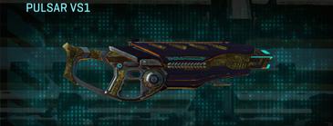 Indar highlands v2 assault rifle pulsar vs1