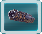 Weapons MAX Infantry