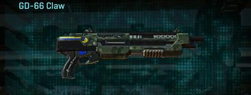 Amerish brush shotgun gd-66 claw