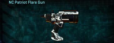 Forest greyscale pistol nc patriot flare gun
