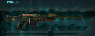 Amerish forest v2 sniper rifle ksr-35